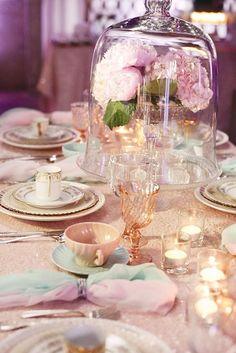 2.centre-de-table-vintage-cloche-en-verre