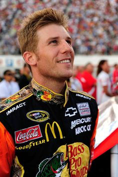 Jamie McMurray-my favorite Nascar driver