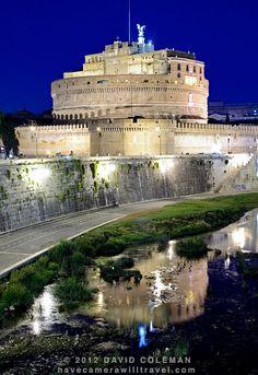 Castel Sant'Angelo, Rome. ITALY.