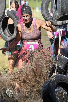Kiss me Dirty: Mud Runs for Women