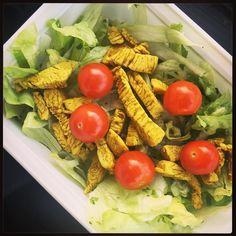 Mijn gezonde lunch... #lifechange