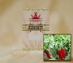 Poppamies Serrano Siemenet, 15kpl
