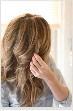 dark blonde hair with highlights - Google Search by suzette