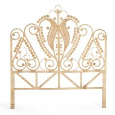 This natural Rattan super king headboard is handmade from natural Rattan using wicker techniques to create a retro peacock design. Rattan Headboard, Wicker Bedroom, Bedroom Decor, Headboard Ideas, Master Bedroom, Bedroom Inspo, Bedroom Inspiration, Rustic Headboards, Bedroom Ideas