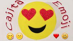 Manualidades : Cajita Emoji - Manualidades para todos