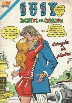 Susy Mexican Comic 1983 NO 2 1042 Mexico Spanish Editorial Novaro Vintage | eBay