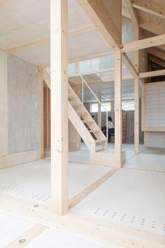 Gallery - House in Shinkawa / Yoshichika Takagi - 4