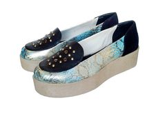 mocasín AMARU by MULÍ #creepers #shoes #design
