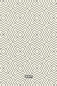 weissesrauschen:  Adventure in Astigmatism and Op Art von Craig WalkowiczAdventure in Astigmatism and Op Art  ink, pencil, on paper 9in. x 6in. 2013
