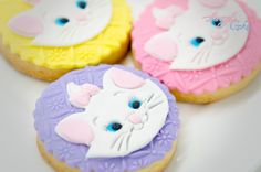 Marie The Cat Cookies  Angels Cakes Blog cakepins.com