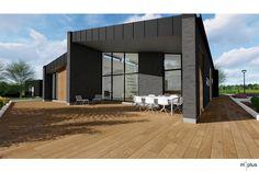 Roskilde 3 - m2plus - arkitekttegnet - villa - funkis - lavenergi-1 plan
