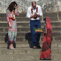 Every photo from Prince William and Kate's royal tour of India and Bhutan - Royal Tours- HELLO! Canada