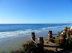 180 Neptune Avenue | Vacation Beach Rentals #golf #surf #beach #oceanfront 858-465-9111