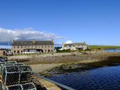 burray, orkney islands - sands hotel