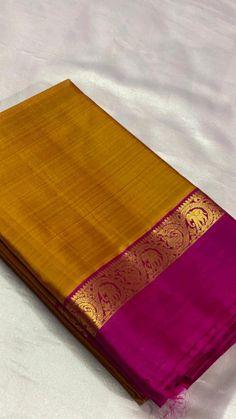 Bridal Sarees With Price, Bridal Silk Saree, South Silk Sarees, Mysore Silk Saree, Kanchipuram Saree, Handloom Saree, Kerala Saree Blouse Designs, Latest Silk Sarees, Gold Bangles Design