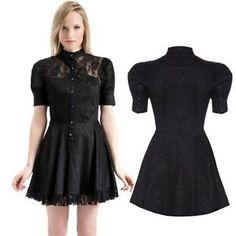 punk harness dress - Google Search