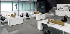 Meble Pracownicze Be.1 przez Frezza, Projektant Progetto CMR