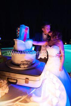 Matrimonio Silvia&James Wedding Cake