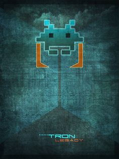 Tron: Space Invader Recognizer