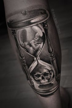 Life Death Tattoo, Soul Tattoo, Life Tattoos, Tattoos For Guys, Cool Forearm Tattoos, Leg Tattoo Men, Hand Tattoos, Family Tattoo Designs, Family Tattoos