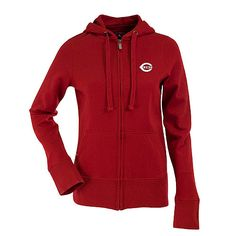 Cincinnati Reds Women's Signature Hood by Antigua - MLB.com Shop