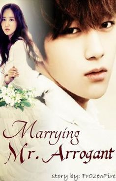 """""""Marrying Mr. Arrogant - Chapter 1"""" by Fr0zenFire - """"""""Are you interested in me?"""" Mitsui suddenly said.   I stared back at him. """"I am doing this, not beca…"""""""