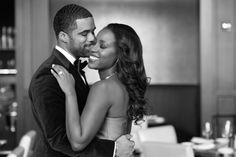 Real Engagements {Washington D.C.} Nydia & Terrance! - Blackbride.com