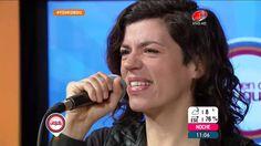 Musica : Maia Castro en Buen Dia Uruguay.