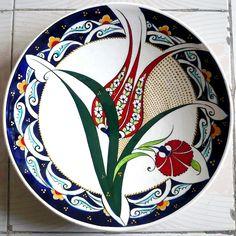 Tile  Ceramics: Çini ve Seramik (Tile  Ceramic)-Cüneyt Canatan
