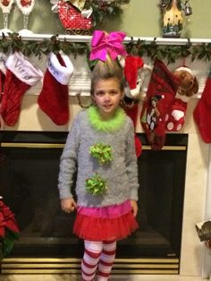 Whoville Costumes For Sale Grinch Party, Le Grinch, Grinch Christmas Party, Kids Christmas, Christmas Dance, Xmas, White Christmas, Diy Whoville Costumes, Christmas Costumes