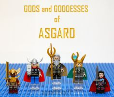 [GROUP] Gods and Goddesses of Asgard | Flickr - Photo Sharing!