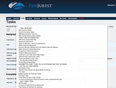 Zenjurist provides legal solutions to manage all your legal office work. Practice software for all your legal files, program and billing. Practice management of your data with reports and dashboards which can simplify the legal billing and invoices process. It helps in lower your expenses and improves performance of your employees.