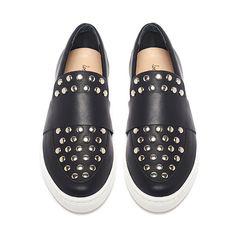 Loeffler Randall Irini Slip-On Sneaker | Flats | LoefflerRandall.com