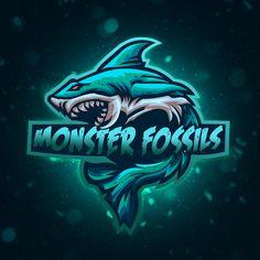 Game Logo Design, Branding Design, Esports Logo, Computer Icon, Skull Illustration, Insta Icon, Mascot Design, Cool Logo, Logo Templates