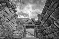 gateway to micene #greece #bnw #bnw_society #blackandwhite #blackandwhitephotography #bw...