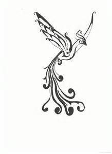 Small Phoenix Tattoos on Pinterest | Phoenix Tattoos, Tattoos and ...