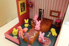 Peep Show | 17 Incredible Dioramas Made Of Marshmallow Peeps