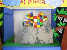 Elephant Crafts, English Book, Animation, Pre School, Preschool Activities, Storytelling, Art Projects, Project Ideas, Art For Kids