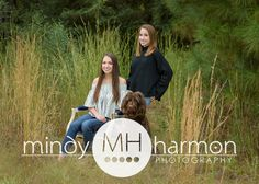 Sisters! #family #sisters #dog #mindyharmon #mindyharmonphotography