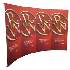 Curve Magnetic Banner As an alternative to standard pull-up banners, this unit can also be used to create a larger curved display wall. By simply attaching multiple banners to each other, using the unique magnetic attachments, a larger display solution can be created. Each pull-up banner can be set to flat or curved, depending on the overall image you are trying to create. Size: 0.8m (w) x 2.0m (h) Display Wall, Wall Banner, Flags, Banners, Larger, Alternative, The Unit, Pop, Create