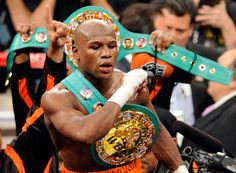 Welcome to MyNaijaReality Blog: Floyd Mayweather Stripped Of WBO Welterweight Titl...