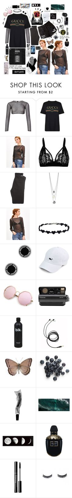 """""""Maybe?..."""" by c-b-bligaard ❤ liked on Polyvore featuring PA5H, Helmut Lang, Citizens of Humanity, Marc Jacobs, Polaroid, CASSETTE, Old Navy, Alexander McQueen, Narciso Rodriguez and NYX"""