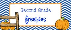 Brand New 2nd Grade FREEBIE blog :)