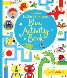 There are lots of fun activities to choose from in this fantastic activity book, including puzzles, drawing, coloring, dot-to-dot, mazes and spot the difference. Perfect for keeping little children happy and occupied whether on vacation, during journeys or at home on a rainy day.