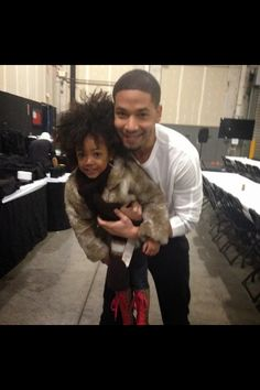 """Leah Jeffries AKA: Lola (Jamal Lyon's Daughter) Five year-old Leah Jeffries made her debut on FOX TV's hit show """"Empire"""" two weeks ago. Click PIN to read Bio and other great Empire articles and updates shared by our Community members"""