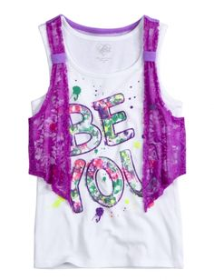 Girls Active Wear Sets | Active Wear For Girls | Shop Justice ...