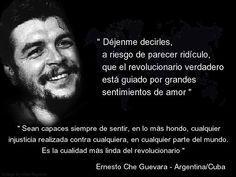 Find images and videos about Che Guevara and revolutionary on We Heart It - the app to get lost in what you love. Che Guevara Quotes, Ernesto Che, Motivational Quotes, Inspirational Quotes, Ap Spanish, Pablo Escobar, Faith In Humanity, People Quotes, Revolutionaries