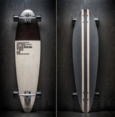 Longboards | Dimension TWO, longboard, design