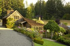 The Barn - Hastings House Country House Hotel & Spa on Salt Spring Island Salt Spring Island Bc, Hastings House, Hotel Meeting, Country House Hotels, Best Spa, Country Estate, Rustic Barn, Hotel Spa, Inspired Homes