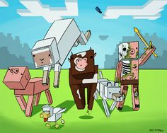 List Nation: MineCraft: Picture Collection
